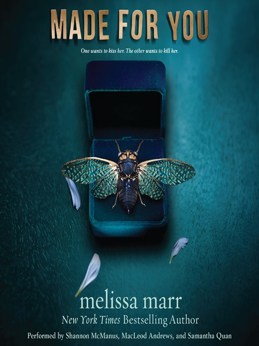 Title details for Made for You by Melissa Marr - Available