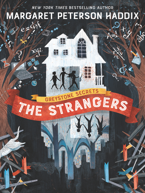 Title details for The Strangers by Margaret Peterson Haddix - Wait list