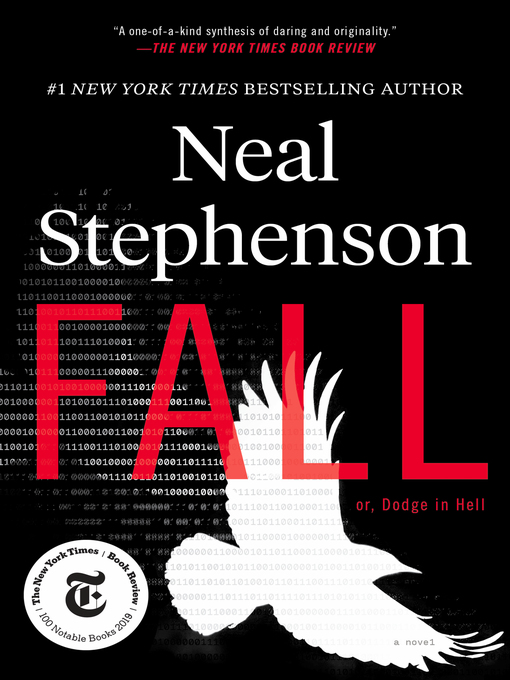 Title details for Fall by Neal Stephenson - Wait list
