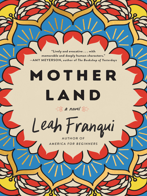 Cover of Mother Land