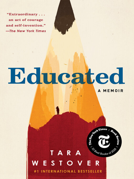 Title details for Educated by Tara Westover - Wait list