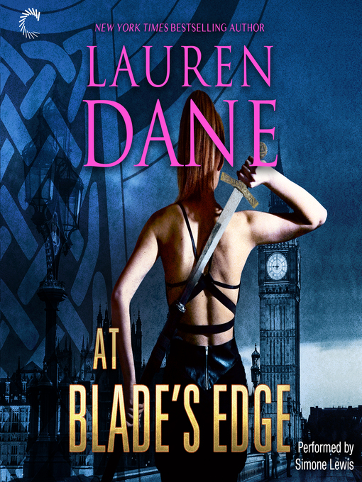 Cover of At Blade's Edge