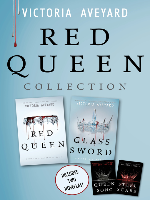 Title details for Red Queen Collection by Victoria Aveyard - Wait list