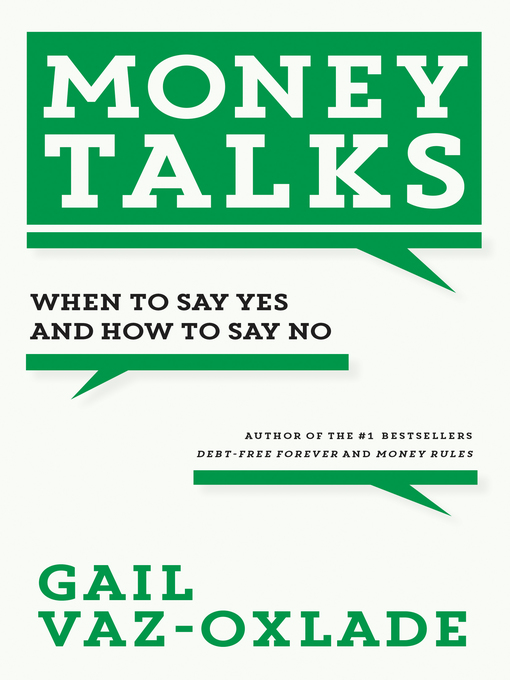 Title details for Money Talks by Gail Vaz-Oxlade - Available
