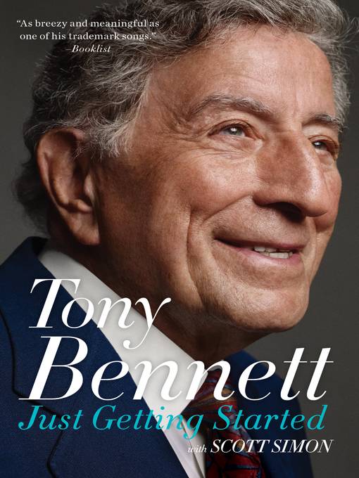 Title details for Just Getting Started by Tony Bennett - Available