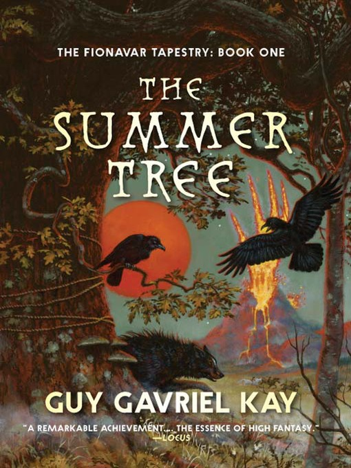 Title details for The Summer Tree by Guy Gavriel Kay - Available