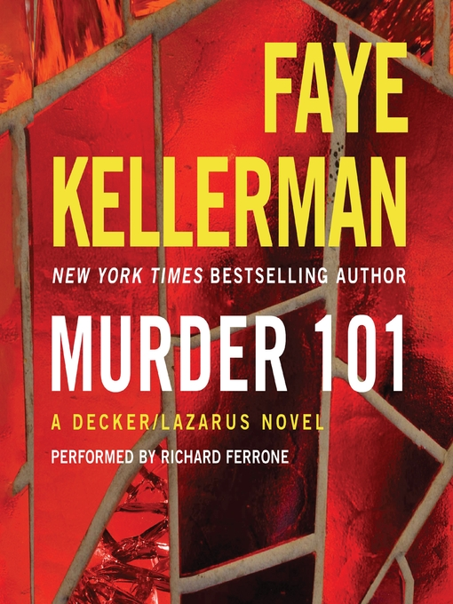 Title details for Murder 101 by Faye Kellerman - Available