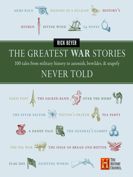 Title details for The Greatest War Stories Never Told by Rick Beyer - Available