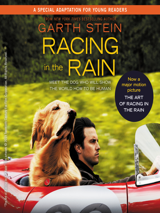 Title details for Racing in the Rain by Garth Stein - Available