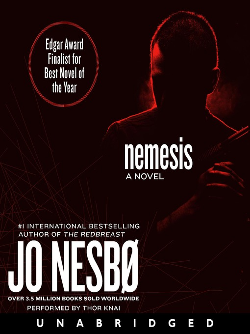 Title details for Nemesis by Jo Nesbo - Available