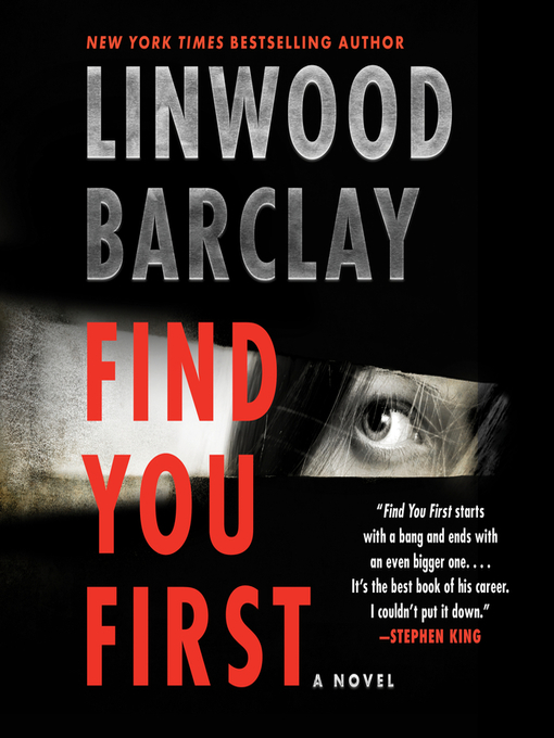 Title details for Find You First by Linwood Barclay - Wait list