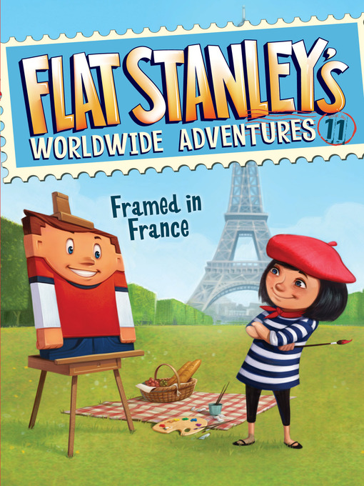Title details for Framed in France by Jeff Brown - Available