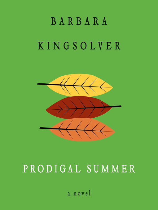 Cover of Prodigal Summer