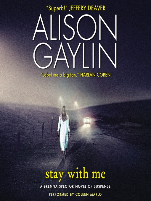 Title details for Stay with Me by Alison Gaylin - Wait list