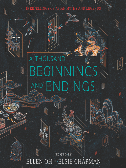 Title details for A Thousand Beginnings and Endings by Ellen Oh - Available