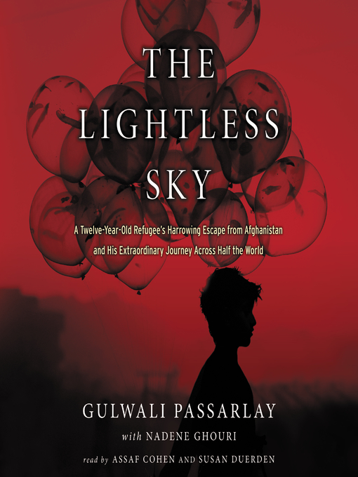 Title details for The Lightless Sky by Gulwali Passarlay - Available