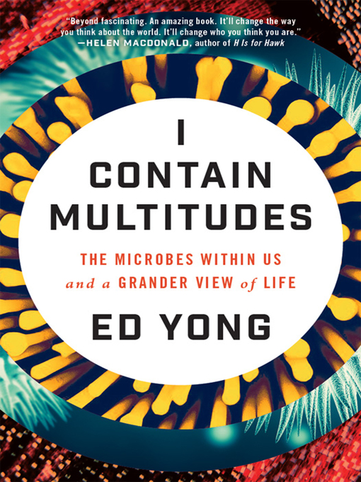 Cover of I Contain Multitudes