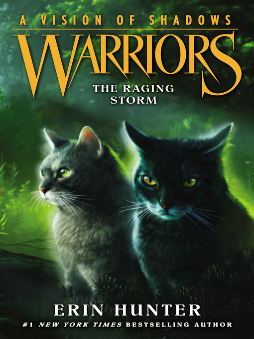 Title details for The Raging Storm by Erin Hunter - Wait list