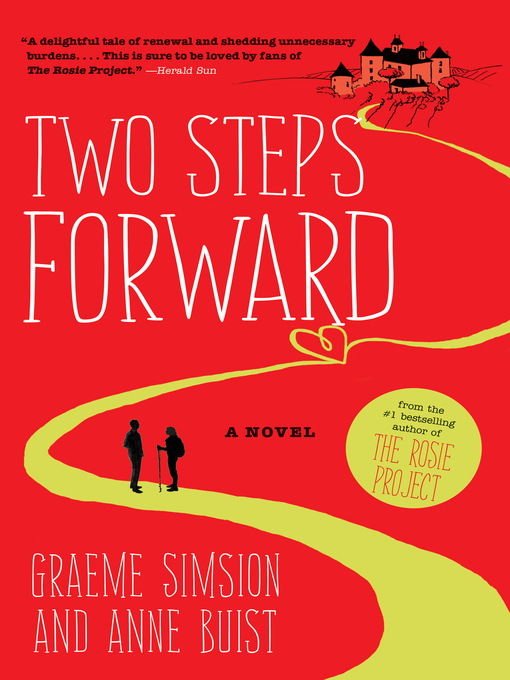 Title details for Two Steps Forward by Graeme Simsion - Wait list
