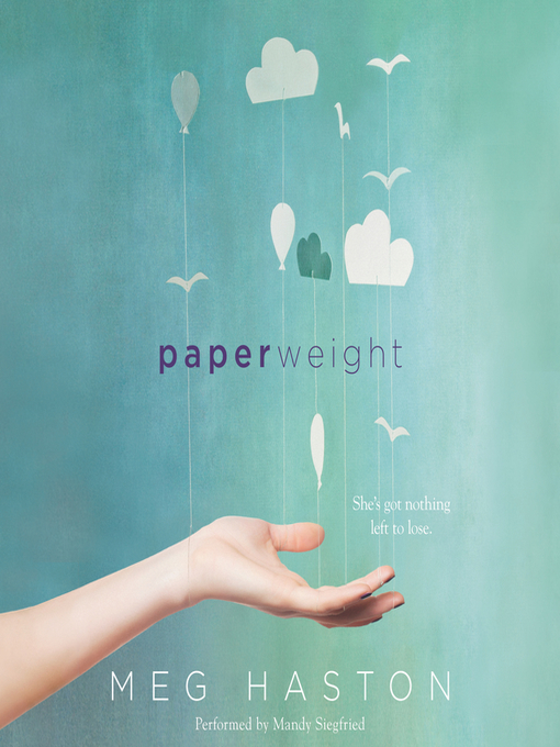 Cover of Paperweight