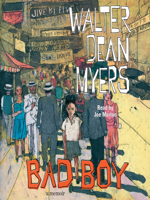 Title details for Bad Boy by Walter Dean Myers - Available