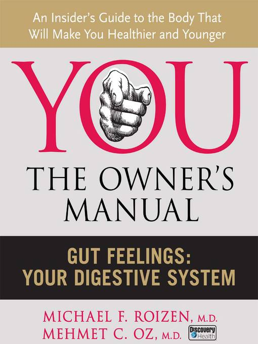 Title details for Gut Feelings by Mehmet C. Oz, M.D. - Wait list