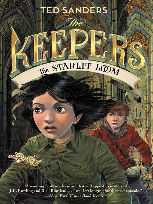 Title details for The Keepers #4 by Ted Sanders - Available