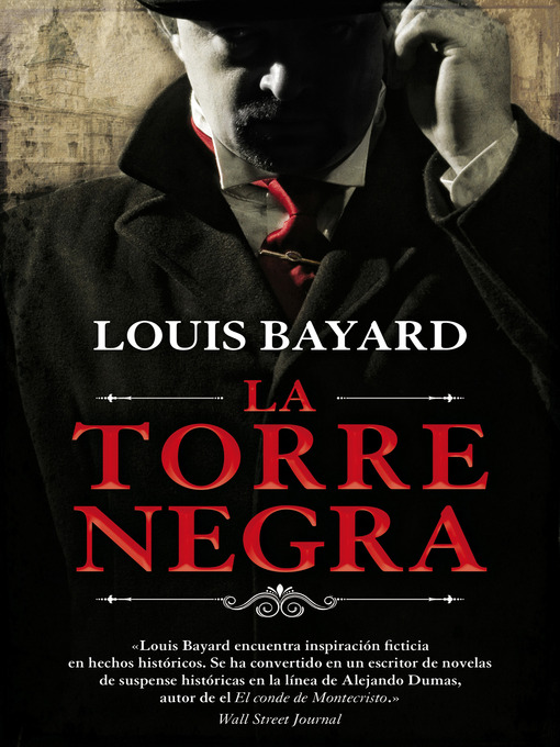 Title details for La torre negra by Louis Bayard - Available