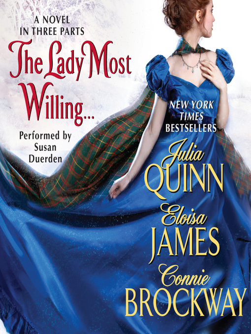 Title details for The Lady Most Willing... by Julia Quinn - Wait list