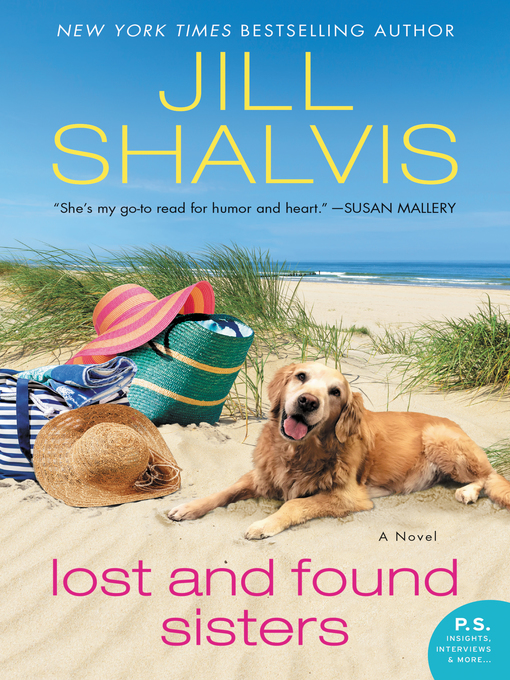 Title details for Lost and Found Sisters by Jill Shalvis - Wait list