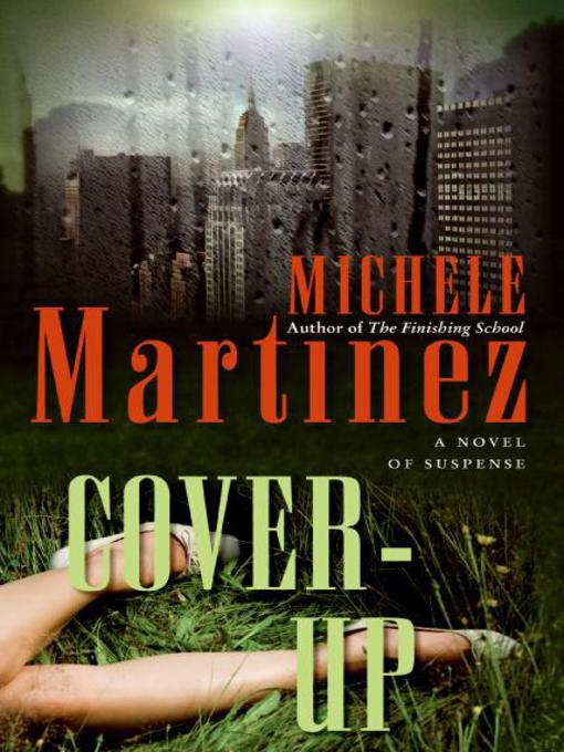 Title details for Cover-up by Michele Martinez - Available