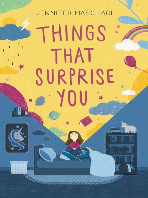 Title details for Things That Surprise You by Jennifer Maschari - Available