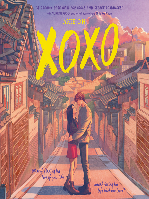 Title details for XOXO by Axie Oh - Wait list