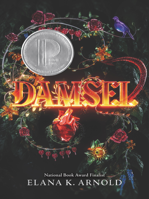 Title details for Damsel by Elana K. Arnold - Available