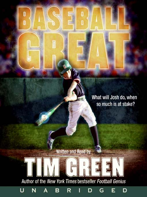 Title details for Baseball Great by Tim Green - Available