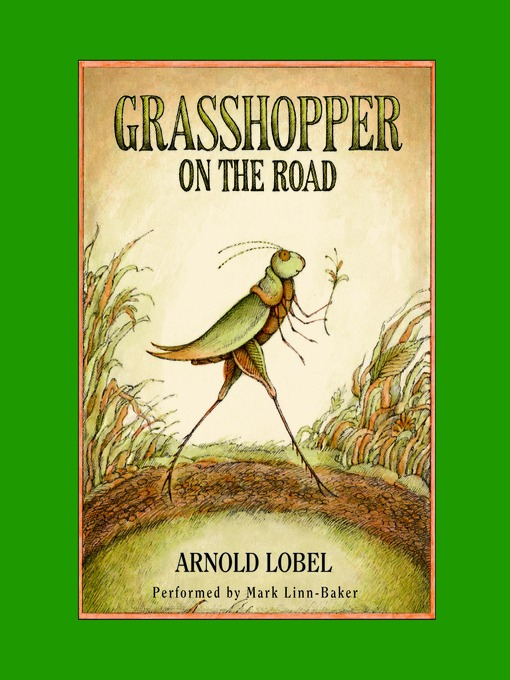 Cover image for Grasshopper on the Road