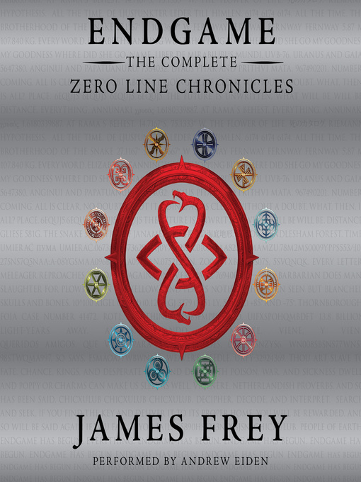 Title details for Endgame: The Complete Zero Line Chronicles by James Frey - Available