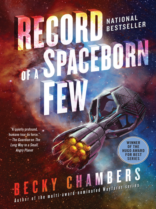 Title details for Record of a Spaceborn Few by Becky Chambers - Wait list