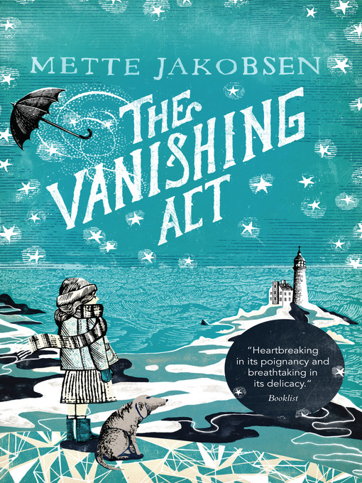 Title details for The Vanishing Act by Mette Jakobsen - Wait list