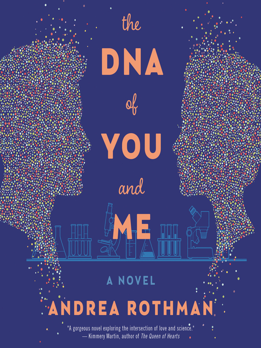 Cover of The DNA of You and Me