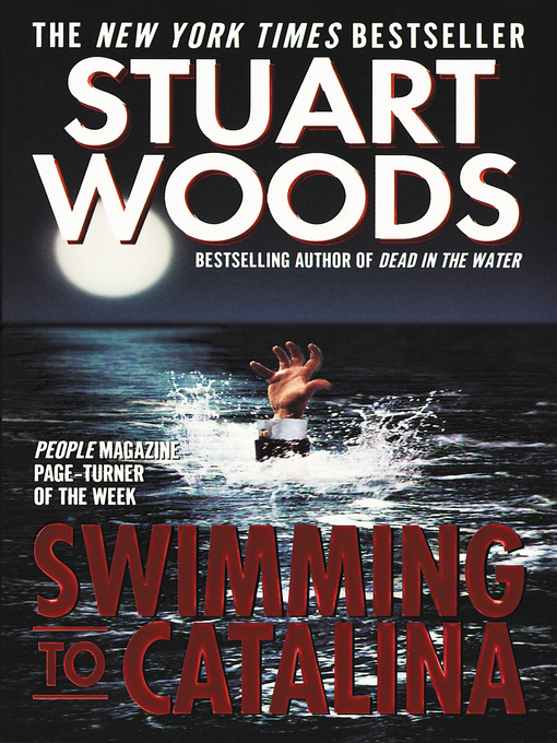 Title details for Swimming to Catalina by Stuart Woods - Wait list