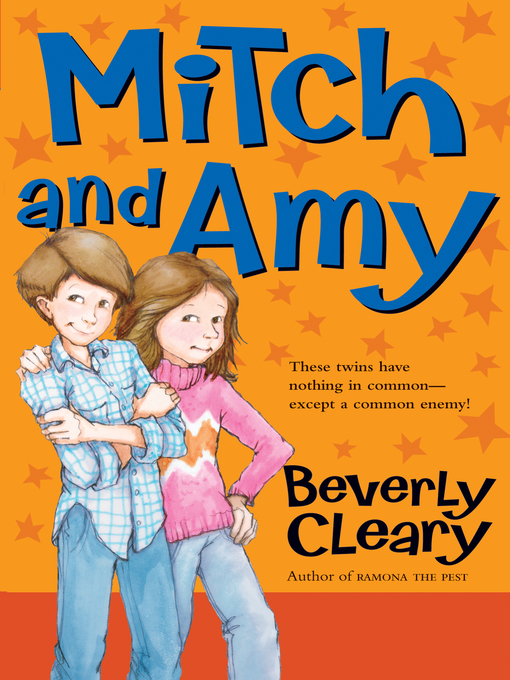 Cover image for Mitch and Amy
