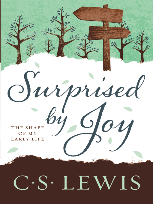 Title details for Surprised by Joy by C. S. Lewis - Wait list