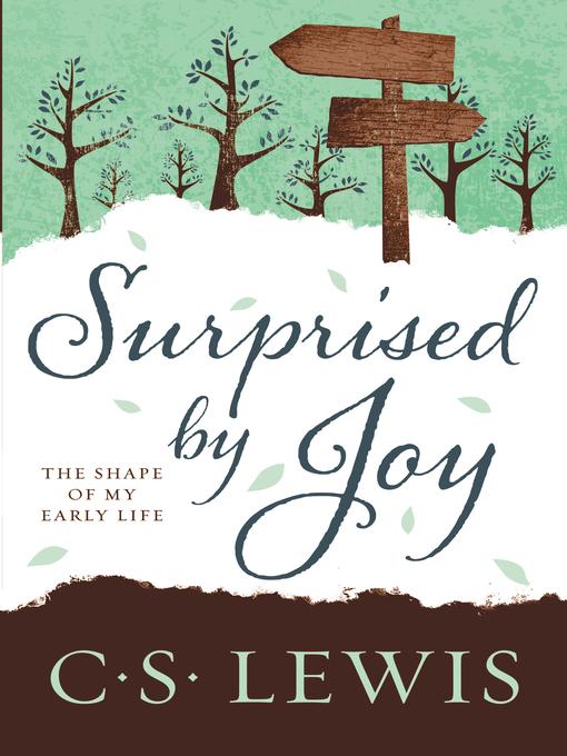 Title details for Surprised by Joy by C. S. Lewis - Wait list