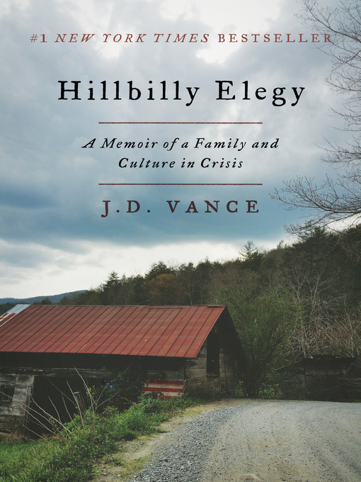Title details for Hillbilly Elegy by J. D. Vance - Wait list