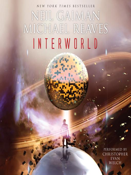 Title details for InterWorld by Neil Gaiman - Wait list