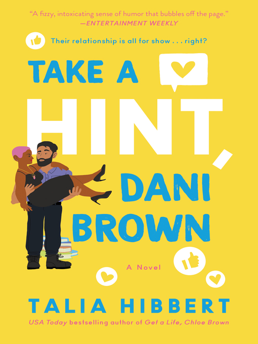 Title details for Take a Hint, Dani Brown by Talia Hibbert - Available