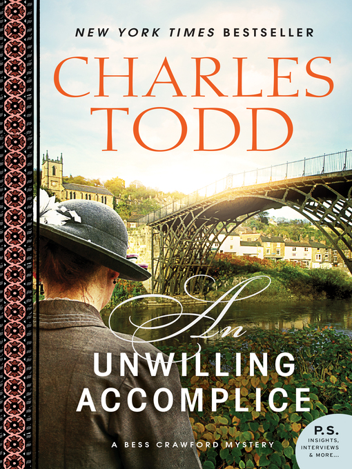 Title details for An Unwilling Accomplice by Charles Todd - Wait list