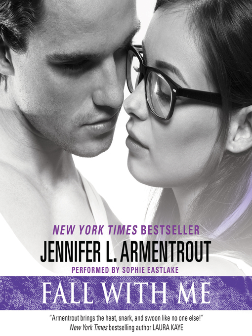 Cover of Fall with Me