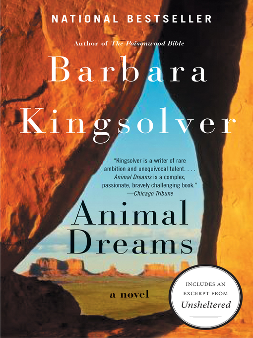 Title details for Animal Dreams by Barbara Kingsolver - Available